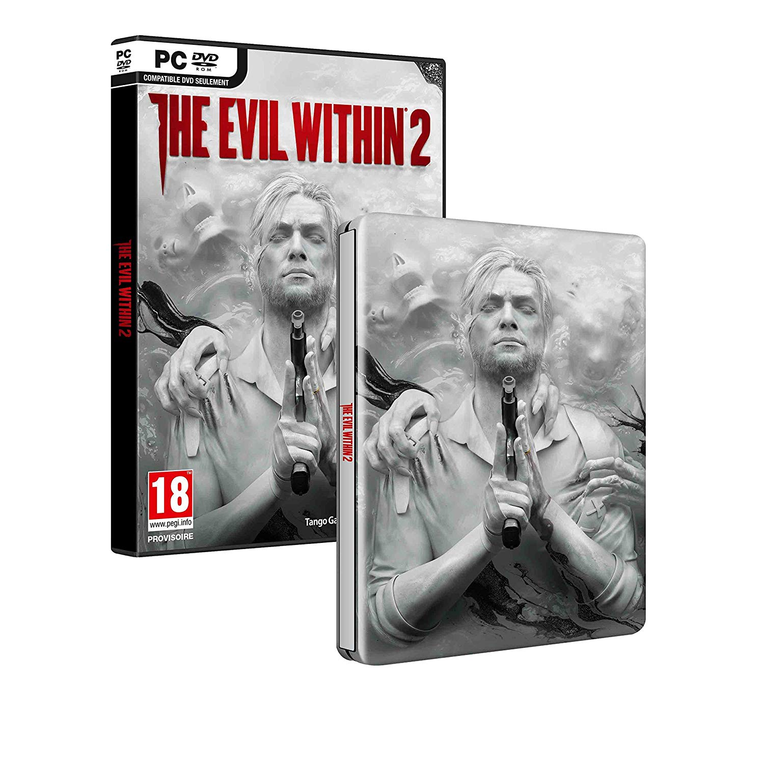 The Evil Within 2 + le Steelbook