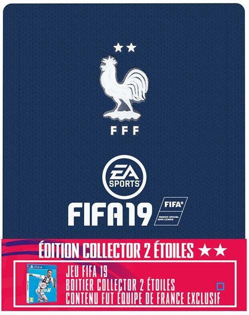 FIFA 19 Steelbook