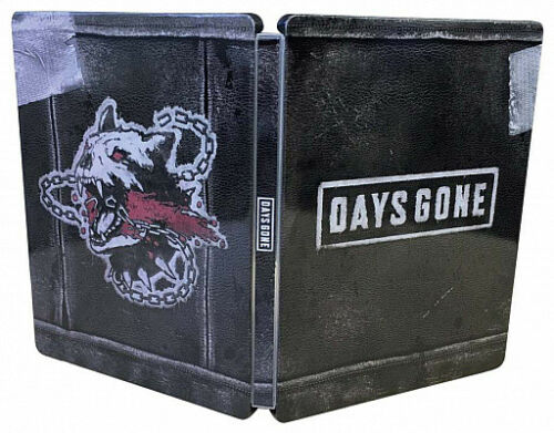 Steelbook Days Gone