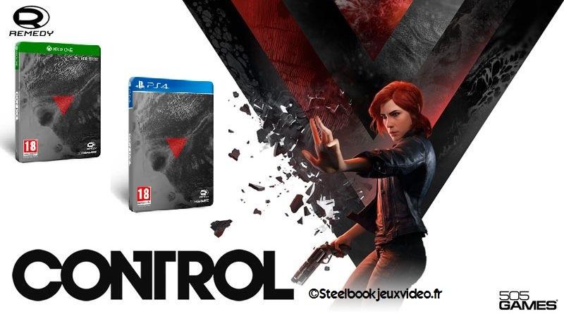 Control FuturePak Edition Deluxe