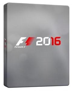 F1 2016 - Steelbook