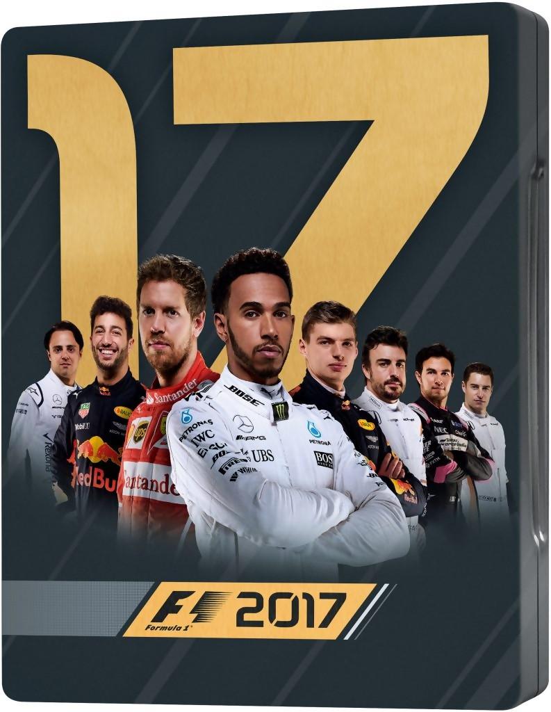 F1 2017 - Steelbook