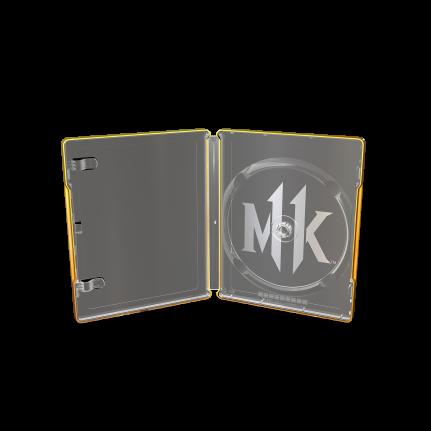Edition Steelbook Mortal Kombat 11 - Exclusivité Micromania