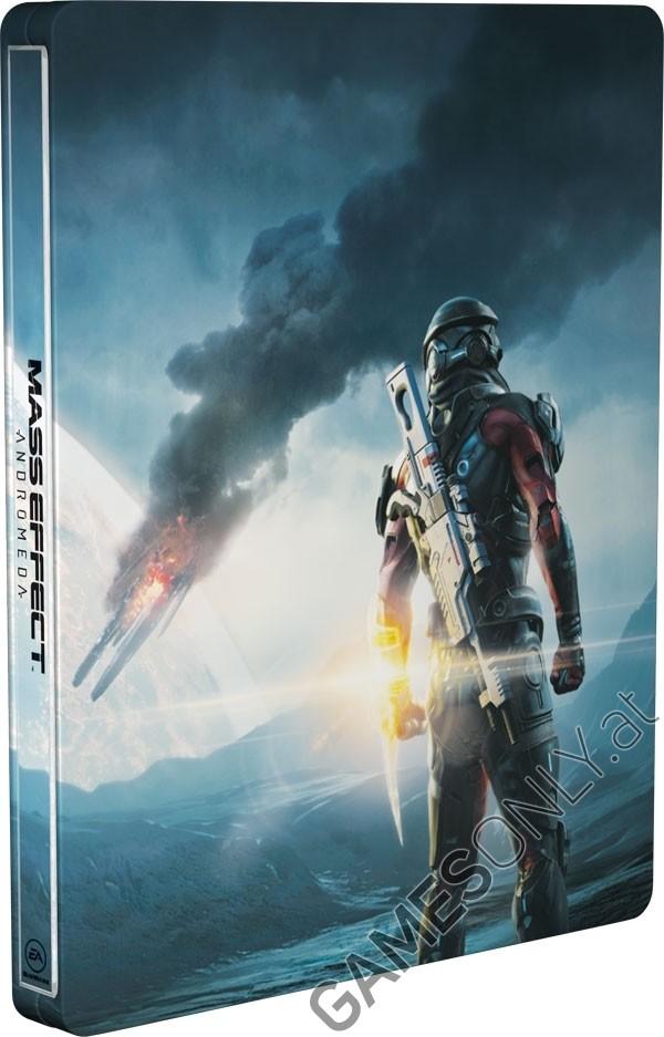 Steelbook de Mass Effect : Andromeda - 16,99 € - Lien Direct :  https://www.gamesonly.at/Mass_Effect_Andromeda_Merchandise_9093.html