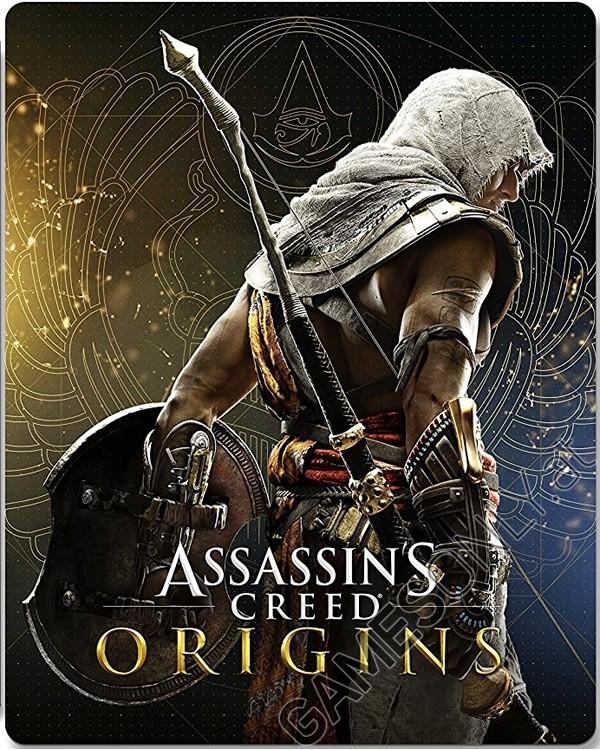 Steelbook d'Assassin's Creed Origins - 14,99 € - Lien Direct  :  https://www.gamesonly.at/index.asp?artikel_id=9988&billing=700390