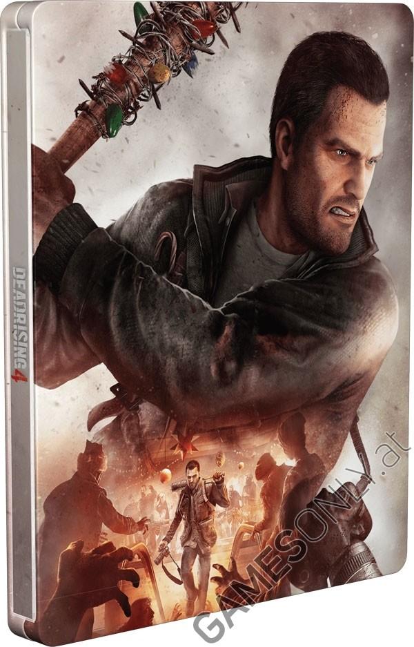 Steelbook Dead Rising - 14,99 € - Lien Direct :  https://www.gamesonly.at/Dead_Rising_4_Merchandise_9922.html