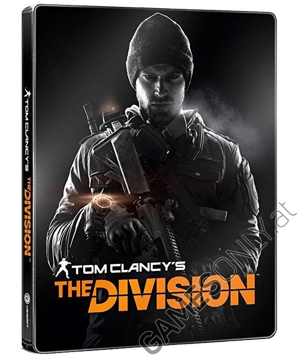 Steelbook Tom Clancy's The Division 1 - 16,99 € - Lien Direct :  https://www.gamesonly.at/The_Division_Sammler_Steelbook_Merchandise_11698.html