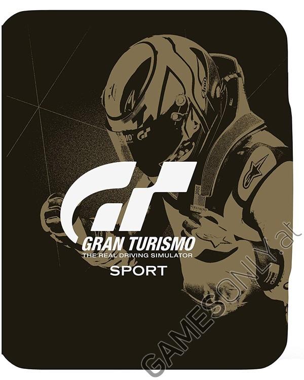 Steelbook + le jeu Gran Turismo Sport - 29,99 € - Lien Direct :  https://www.gamesonly.at/Gran_Turismo_Sport_PS4_8454.html