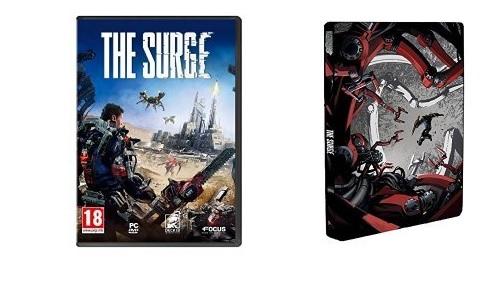 The Surge sur PC et le Steelbook