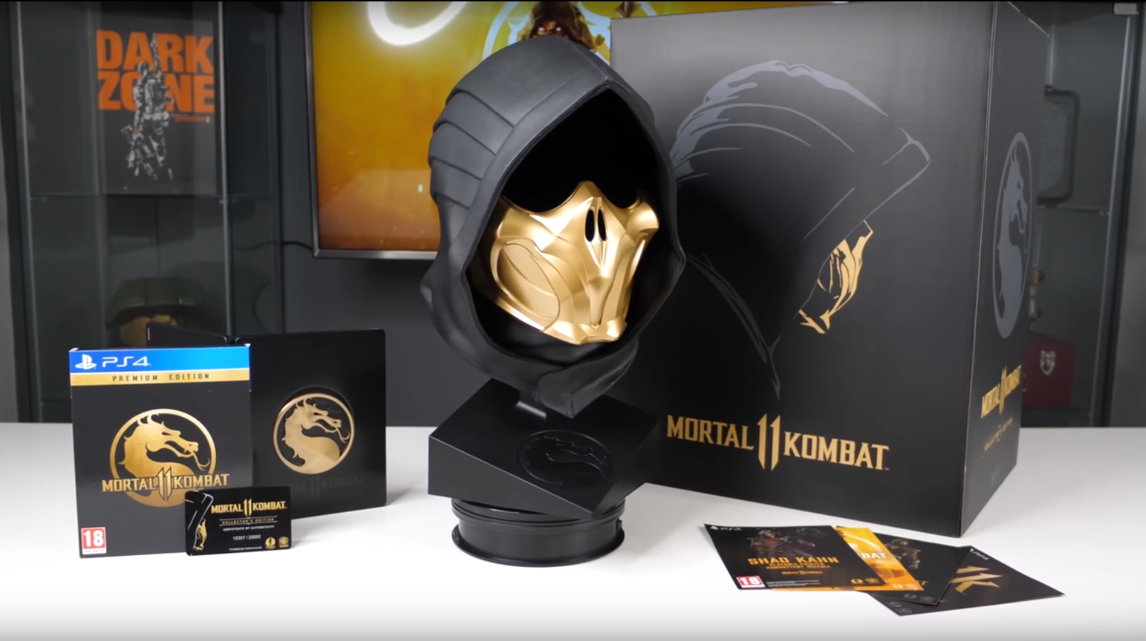 Kollector Mortal Kombat 11
