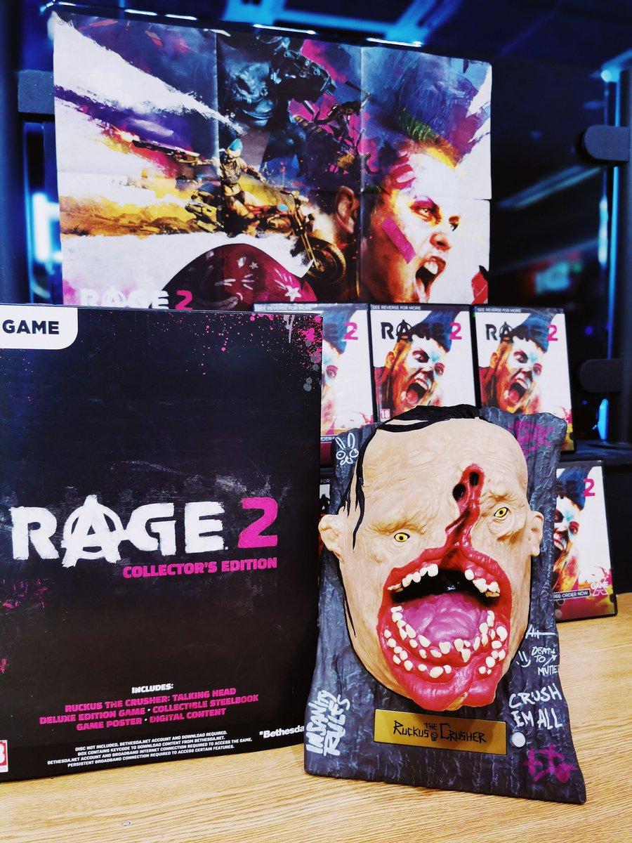 Edition collector Rage 2