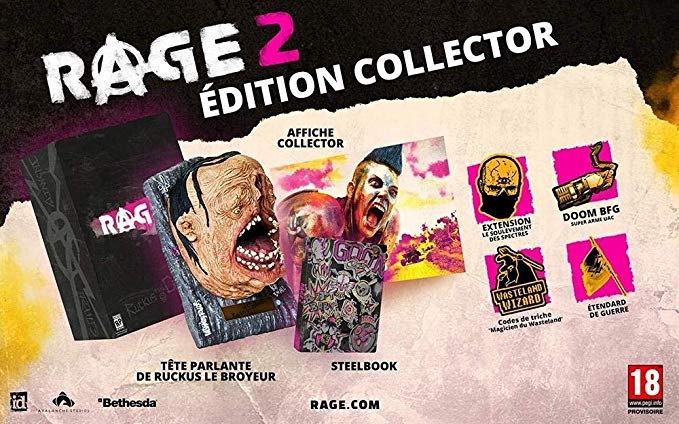 Collector Rage 2