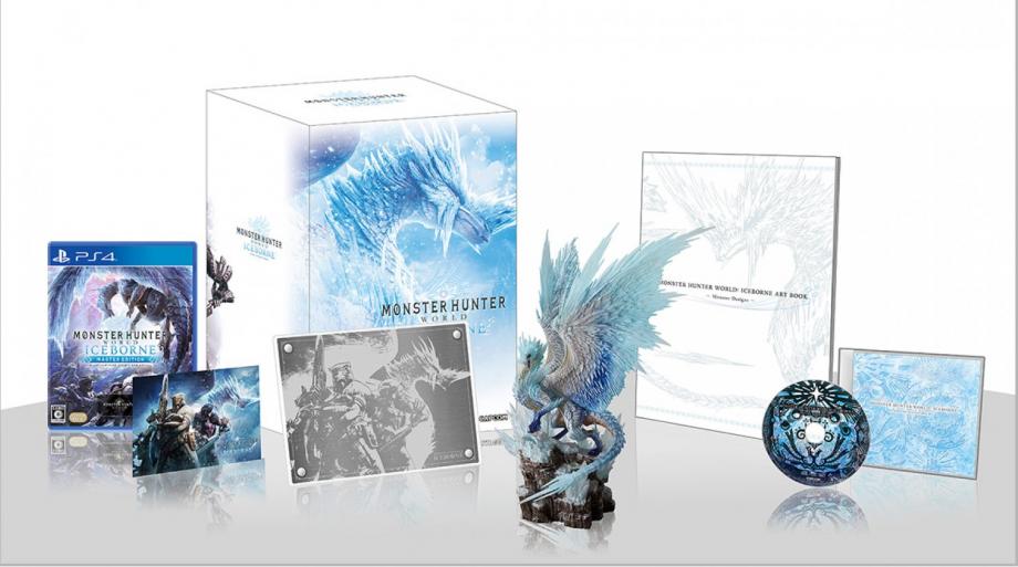 collector monster hunter world iceborne