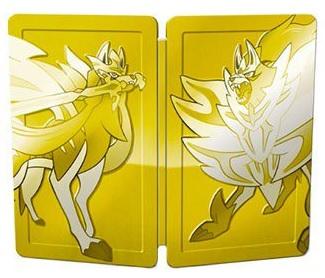 steelbook Pokémon