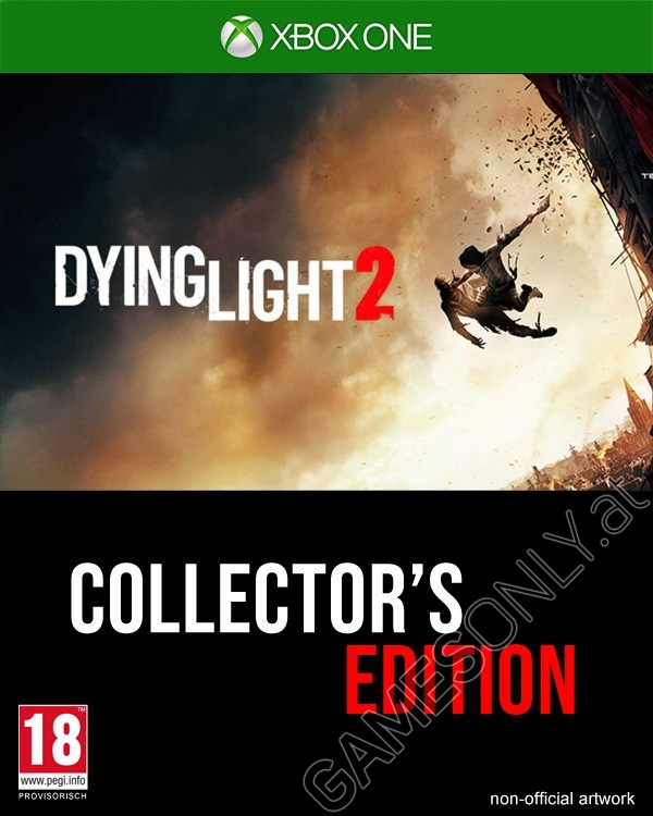 Edition Collector Dying Light 2