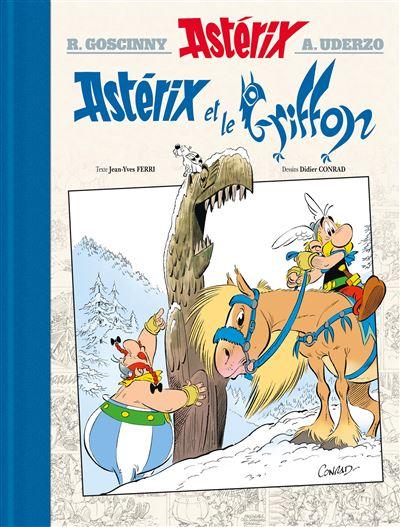 ASTERIX-Tome-39-Edition-Luxe-Asterix-et-le-Griffon