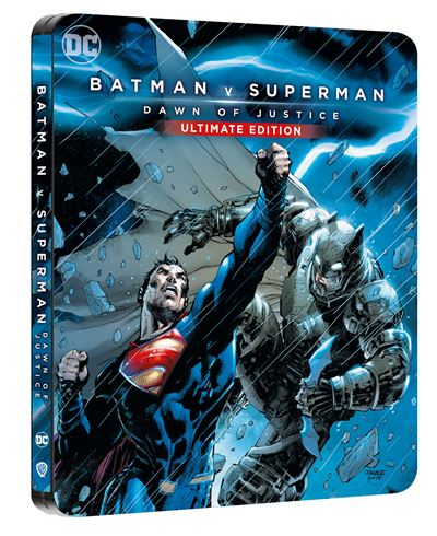 Batman-v-Superman-L-Aube-de-la-Justice-Edition-Comic-Steelbook-Blu-ray-4K-Ultra-HD