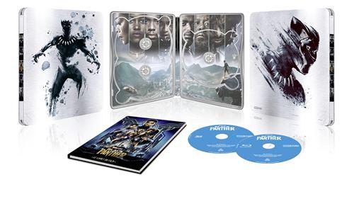 Black-Panther-Edition-Fnac-Steelbook-Blu-ray-3D (1)