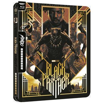Black-Panther-Steelbook-Mondo-Blu-ray-4K-Ultra-HD