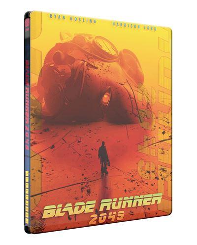 Blade-Runner-2049-Edition-Limitee-Exclusivite-Fnac-Steelbook-Mondo-Blu-ray-4K-Ultra-HD