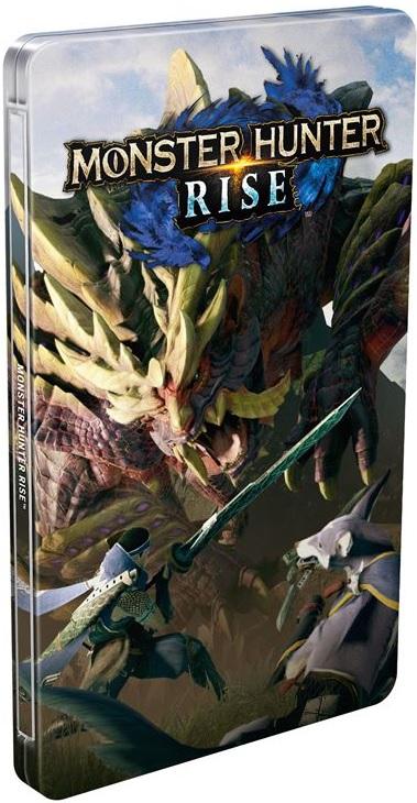 Bonus-de-precommande-Steelbook-Monster-Hunter-Rise