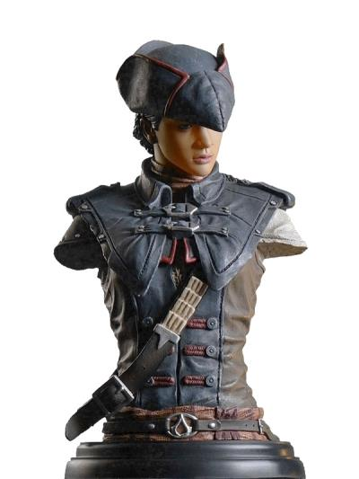 Buste-Aveline-De-Grandpre-Aain-s-Creed-III-Liberation-Legacy-Collection