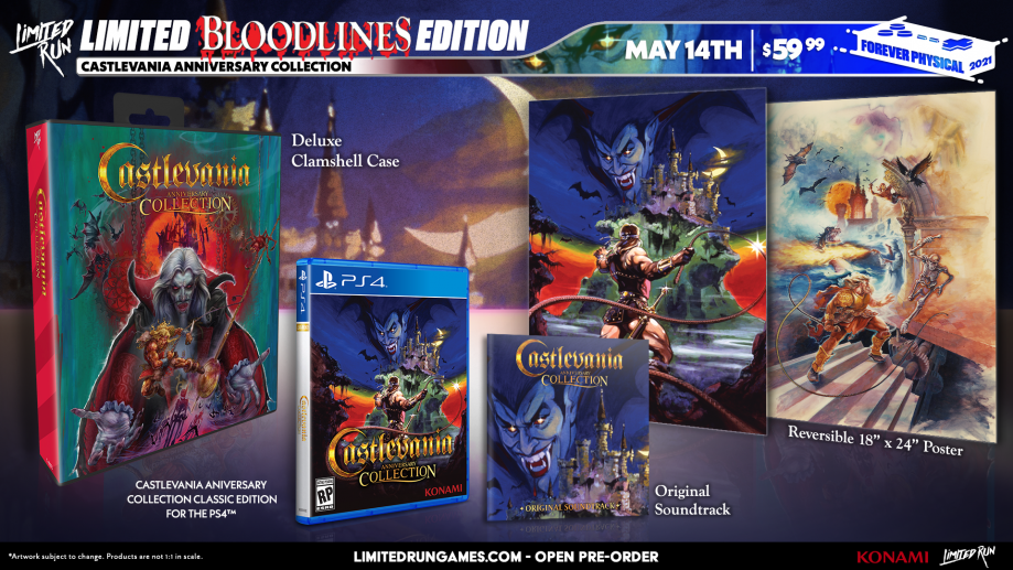 CastlevaniaAnniversaryCollection_Bloodlines_PS4_Limited_Run_Games