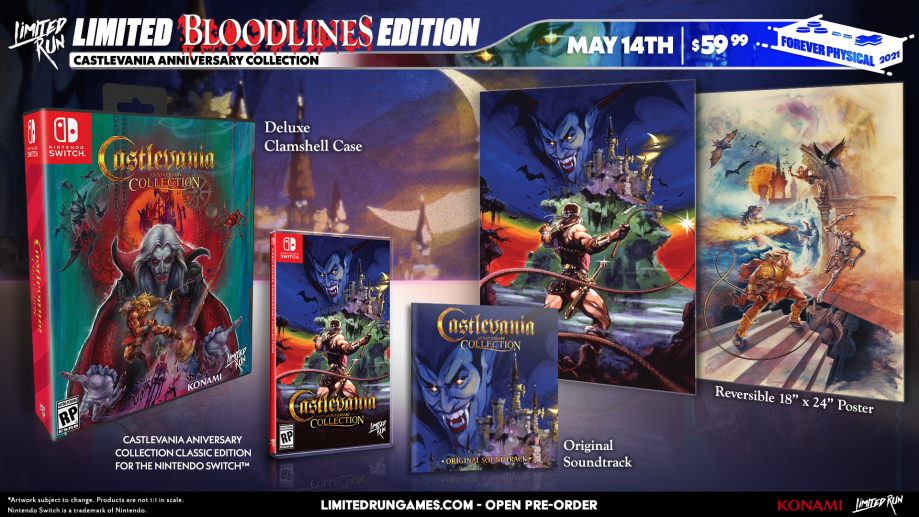 CastlevaniaAnniversaryCollection_Bloodlines_SWITCH_Limited_Run_Games