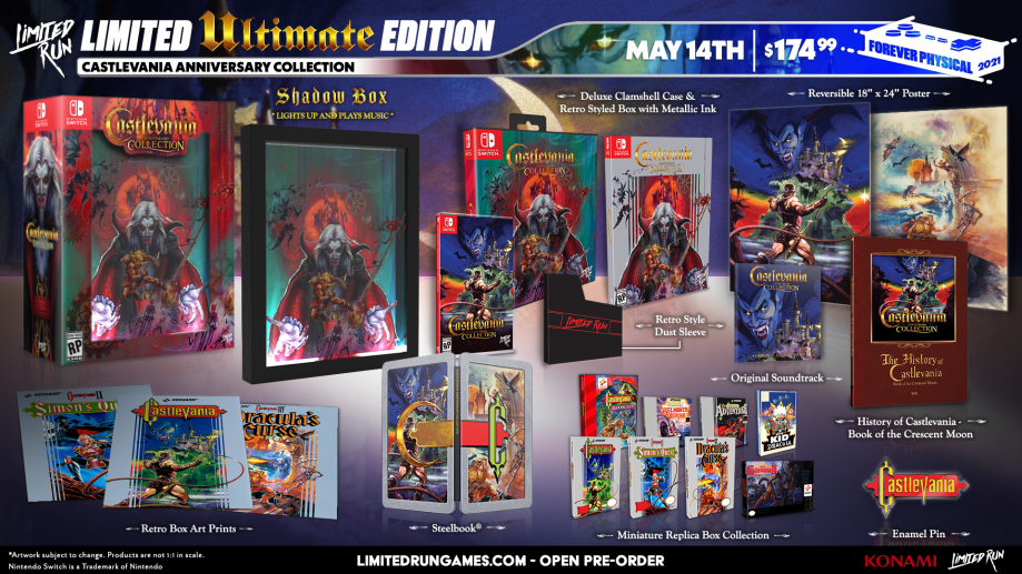 CastlevaniaAnniversaryCollection_Ultimate_Edition_SWITCH_Limited_Run_Games