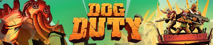 Dog Duty Banner