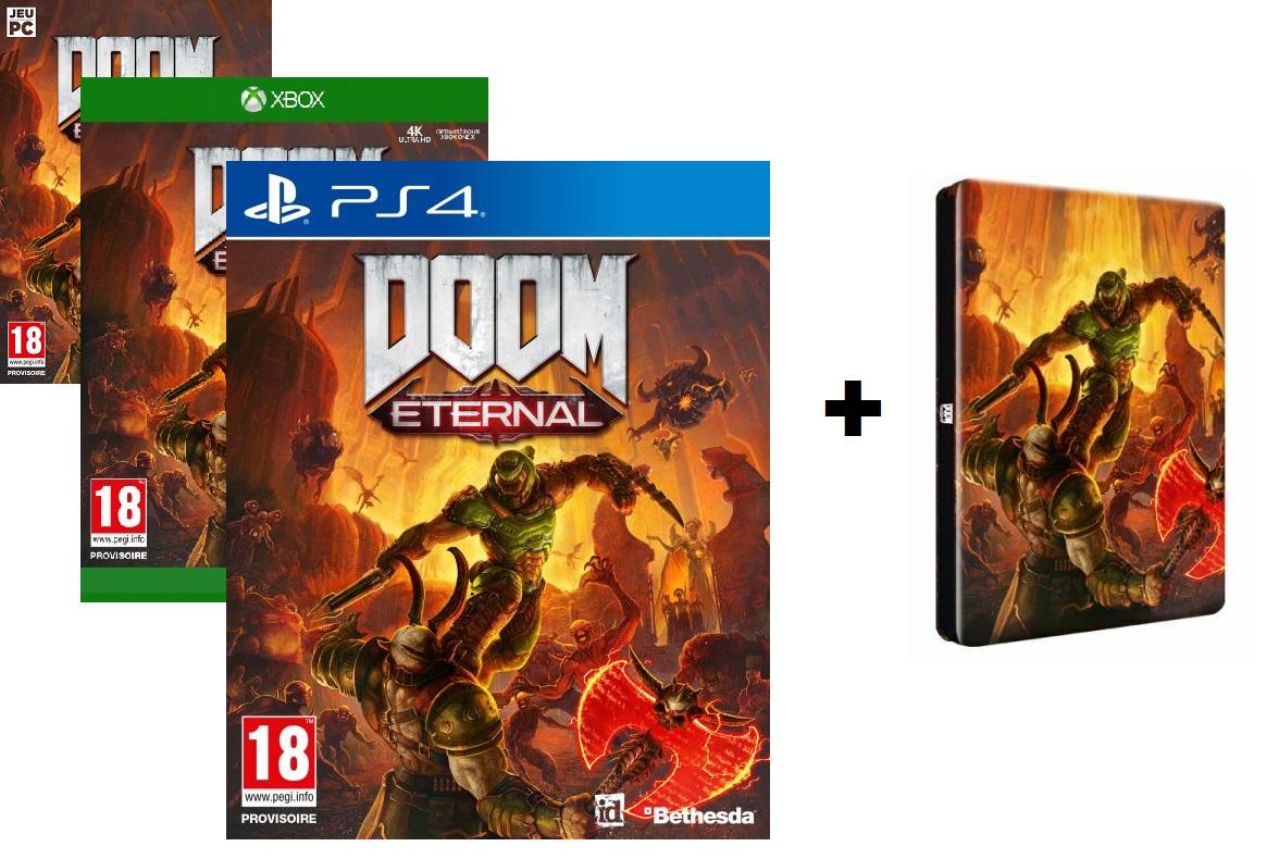 doom+steelbook