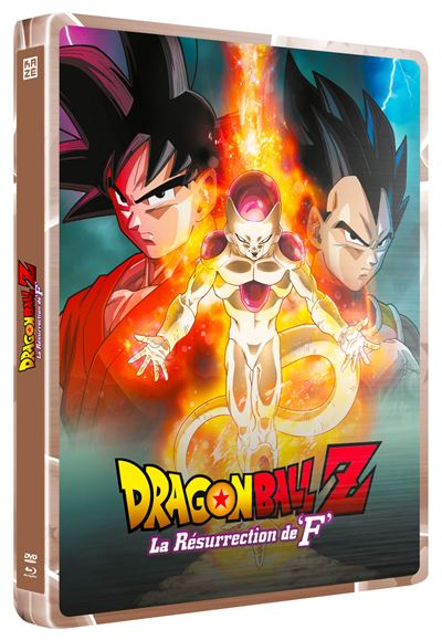 Dragon-Ball-Z-La-resurrection-de-F-Steelbook-Combo-Blu-ray-DVD