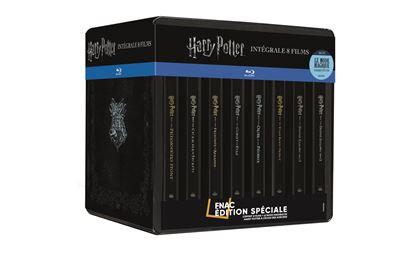 Harry-Potter-L-integrale-8-Films-Exclusivite-Fnac-Steelbook-Blu-ray