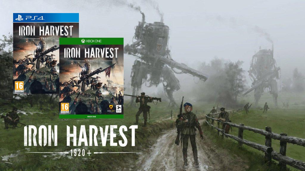 Iron-Harvest