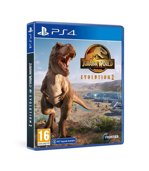 Juraic-World-Evolution-2-PS4