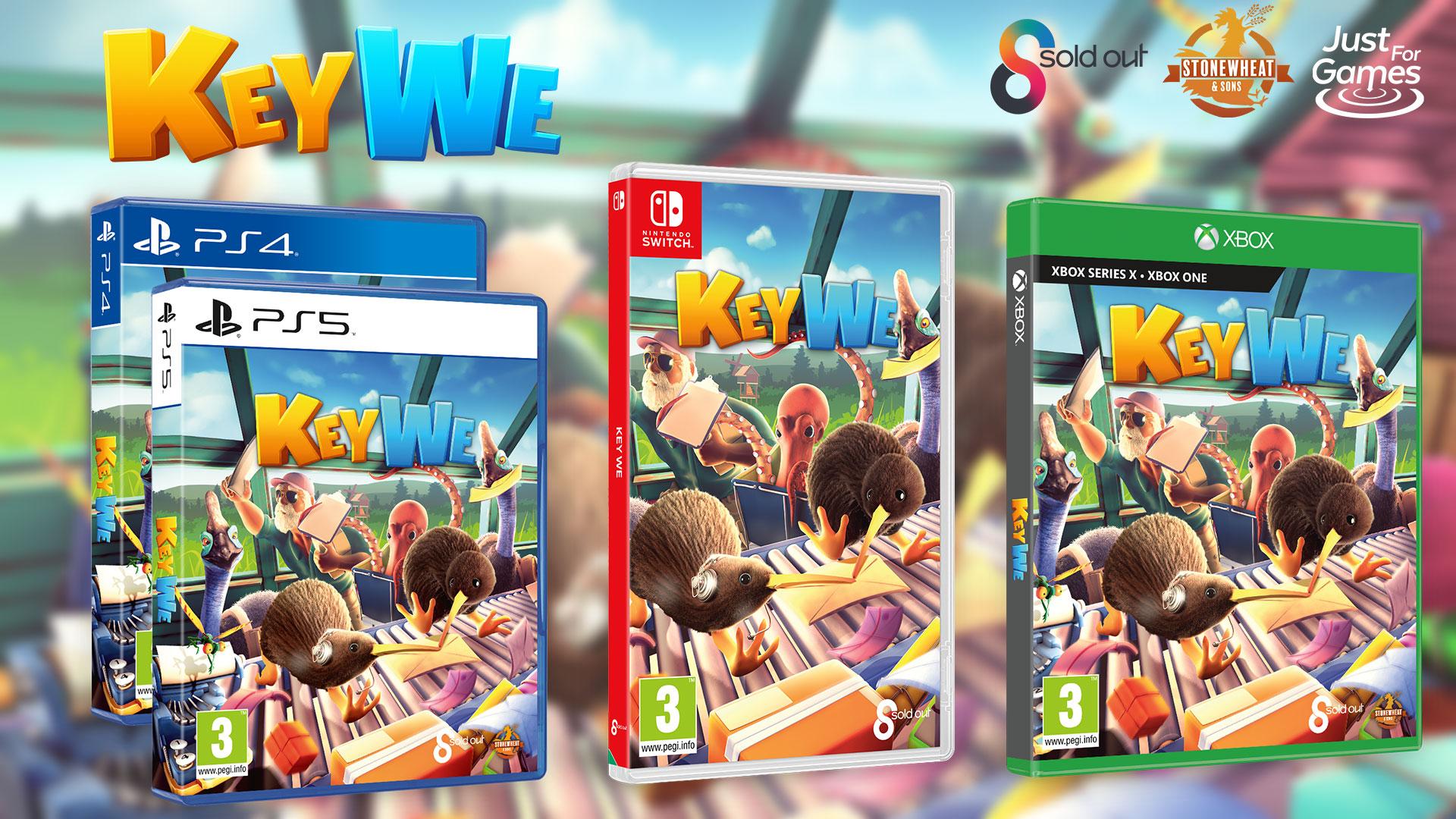 KeyWe-ALL2