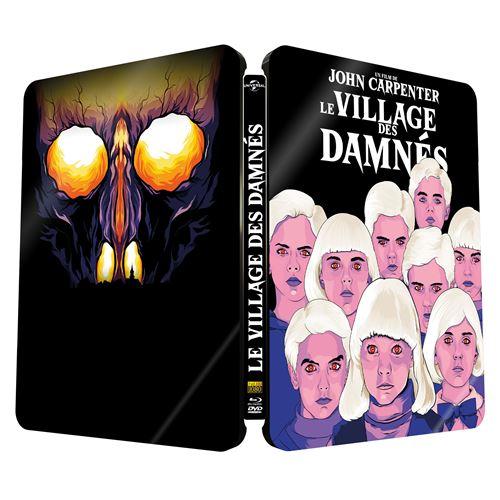 Le-Village-des-damnes-Edition-Speciale-Fnac-Steelbook-Combo-Blu-ray-DVD (1)