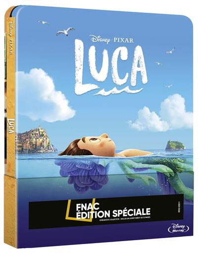 Luca-Edition-Speciale-Fnac-Steelbook-Blu-ray