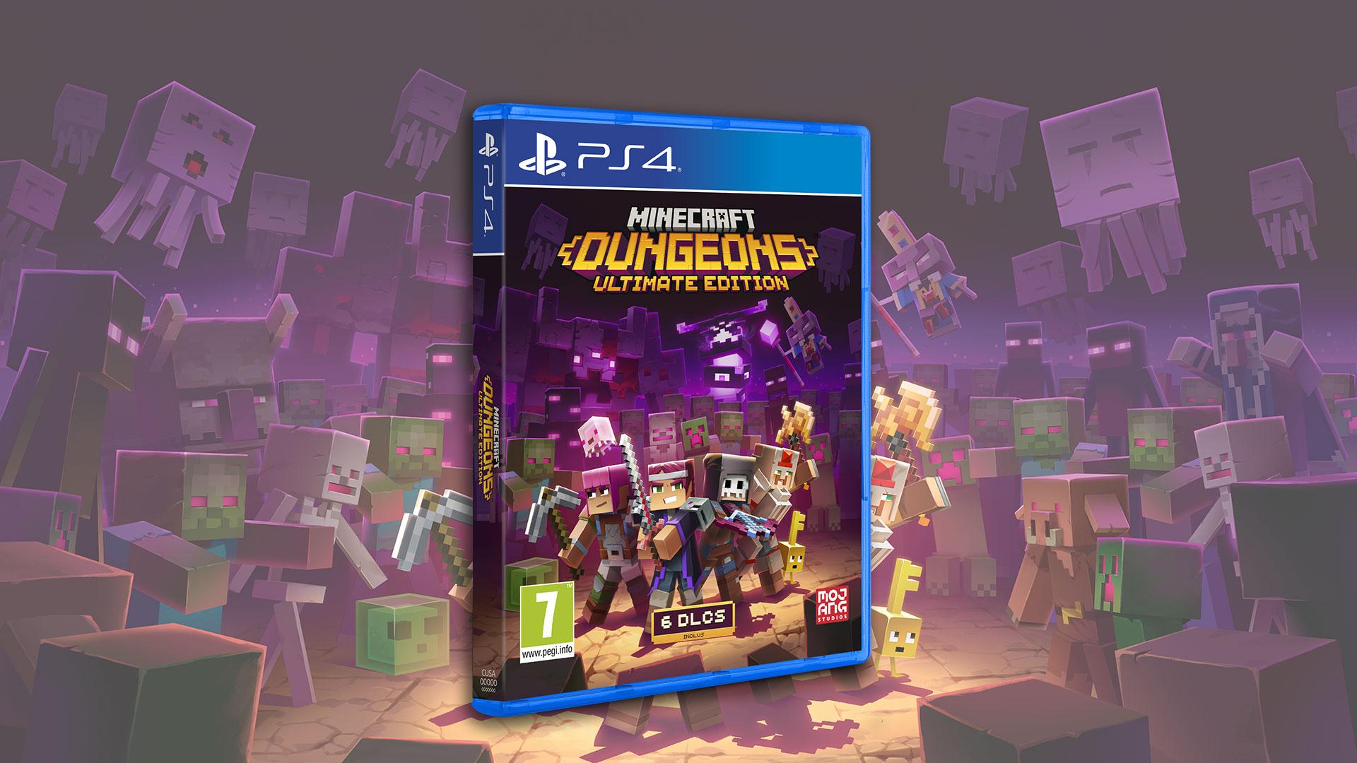 Minecraft-Dungeons-Ultimate-Edition-packshot