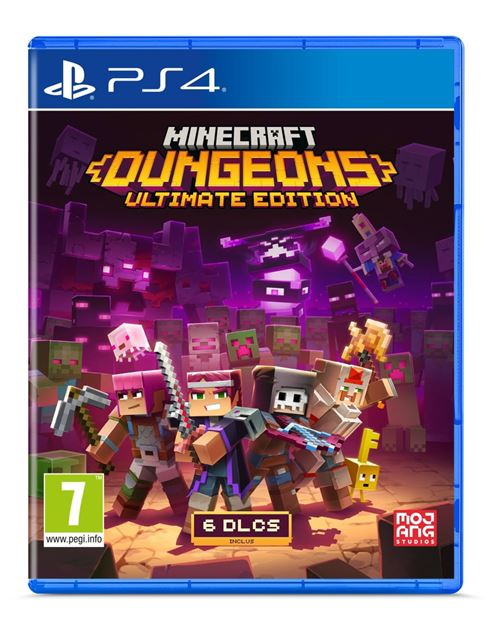 Minecraft-Dungeons-Ultimate-Edition-PS4