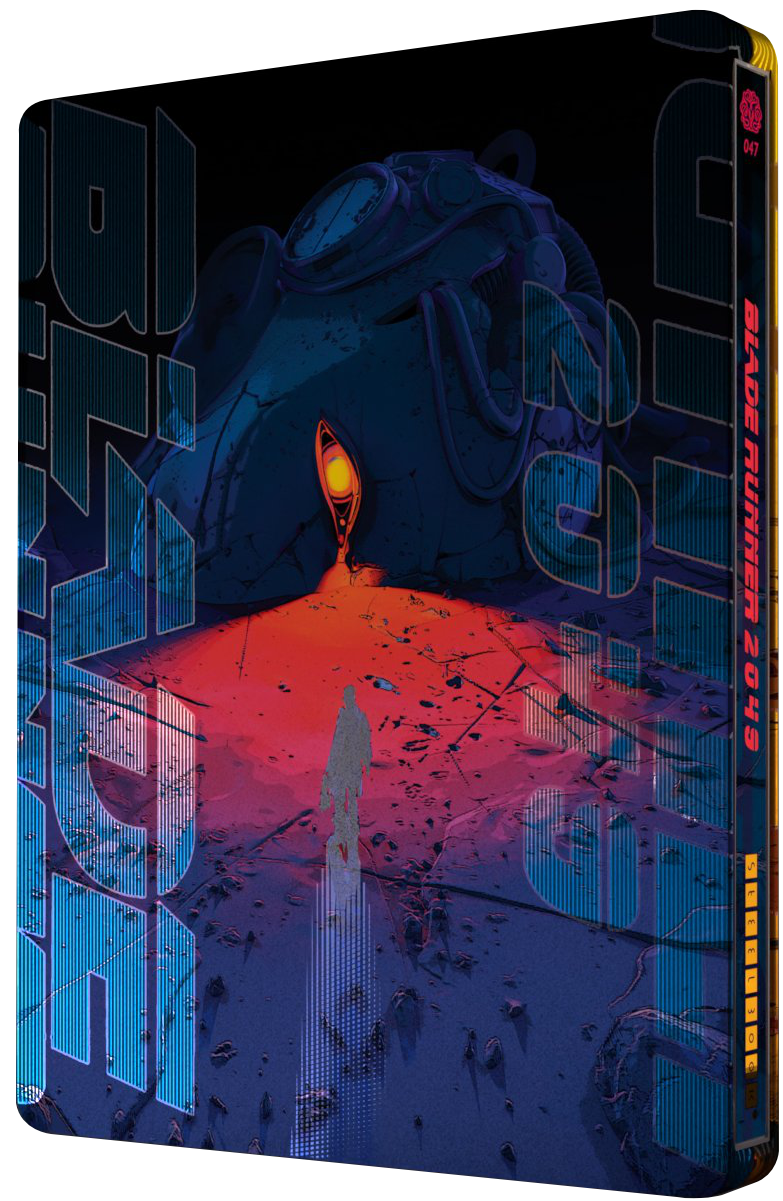 Mondo - Blade Runner 2049 4K (Back)