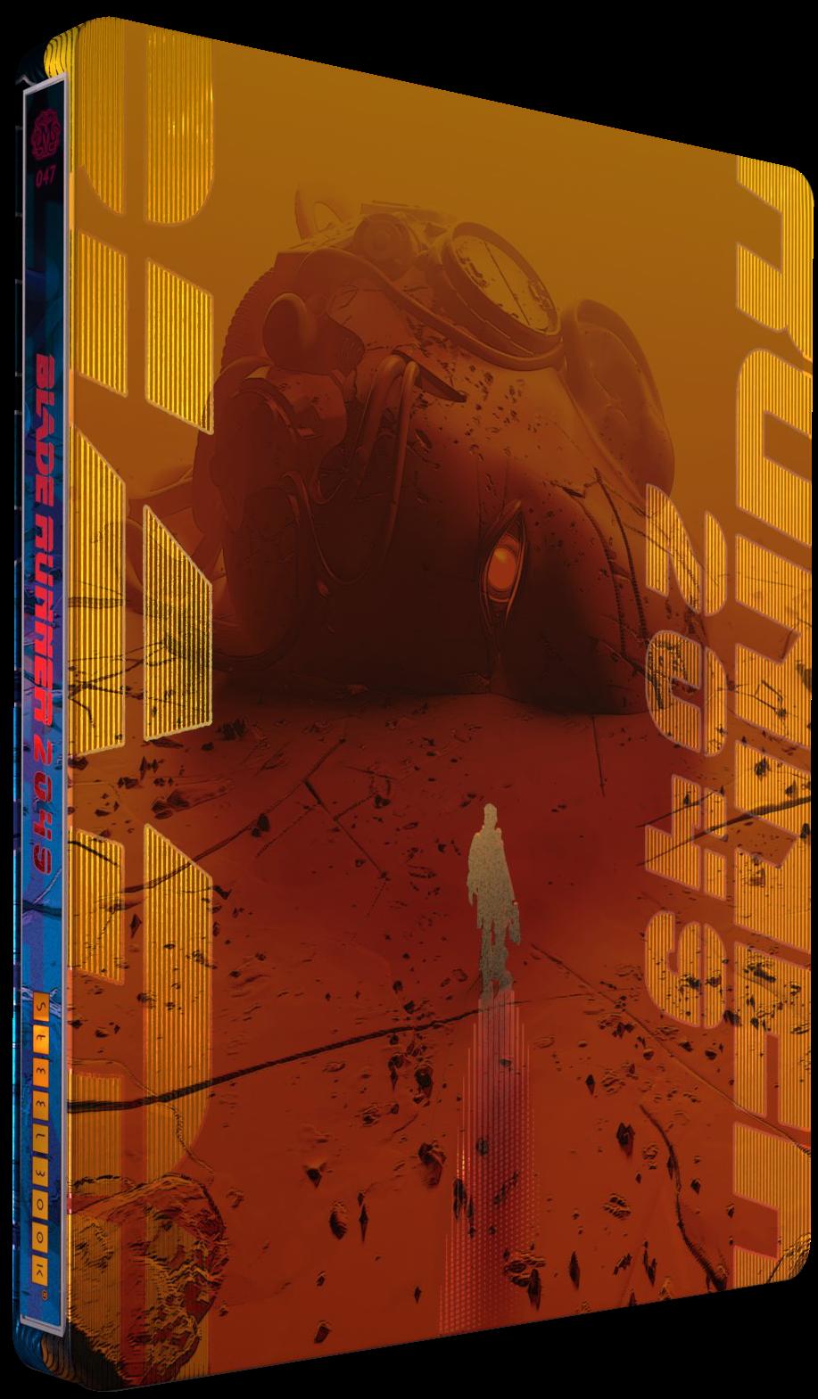 Mondo - Blade Runner 2049 4K (Front)
