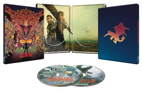 Monster-Hunter-Edition-Speciale-Fnac-Steelbook-Blu-ray-4K-Ultra-HD (1)