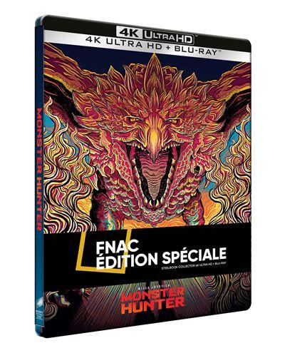 Monster-Hunter-Edition-Speciale-Fnac-Steelbook-Blu-ray-4K-Ultra-HD