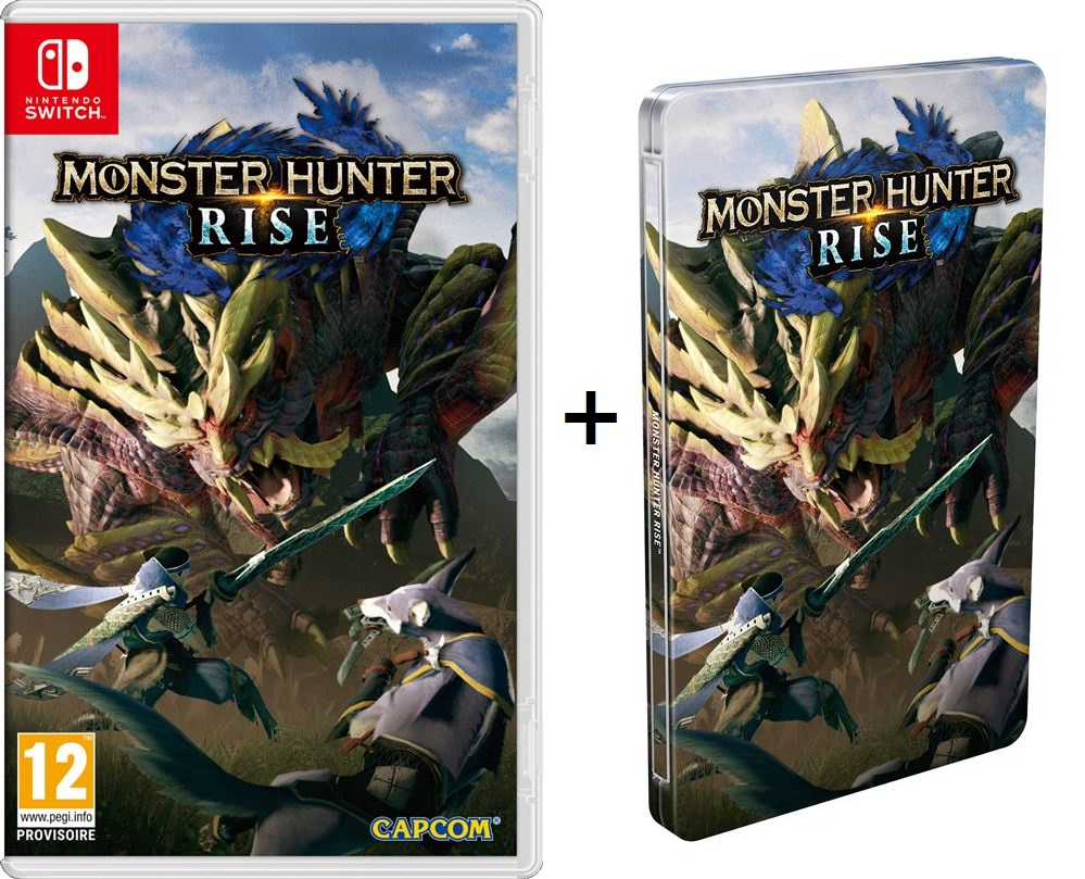 Monster-Hunter-Rise-Nintendo-Switch-steelbook