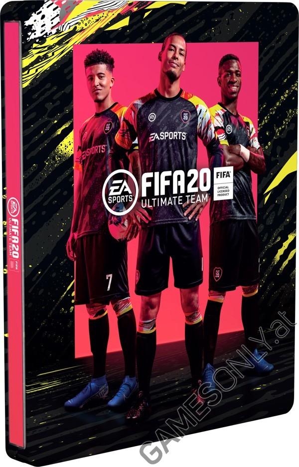 Steelbook FIFA 20 - 14,99 € - Lien Direct : https://www.gamesonly.at/index.asp?artikel_id=12548&billing=700390
