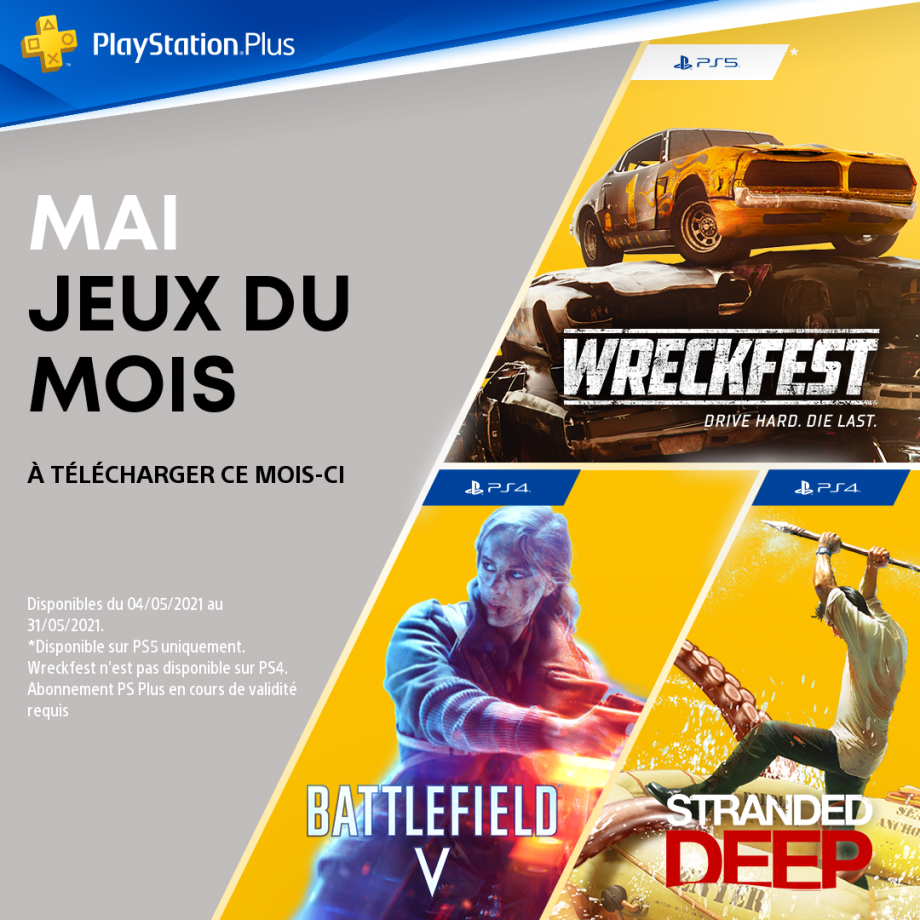 PlayStation Plus - Mai 2021 02
