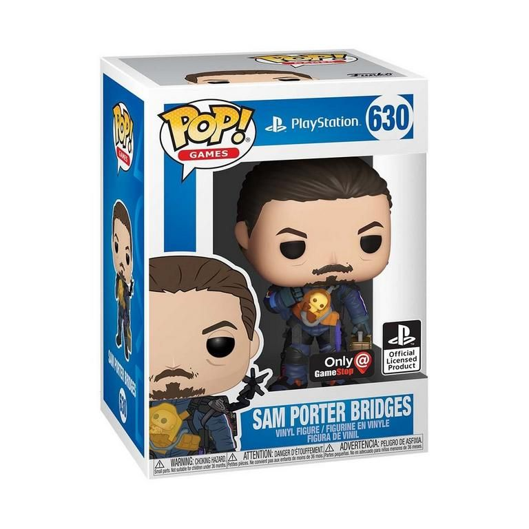 POP-Games-Death-Stranding-Sam-Porter-Bridges-Only-at-GameStop-1-with-box