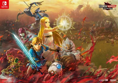 Poster-Hyrule-Warriors-L-Ere-du-Fleau