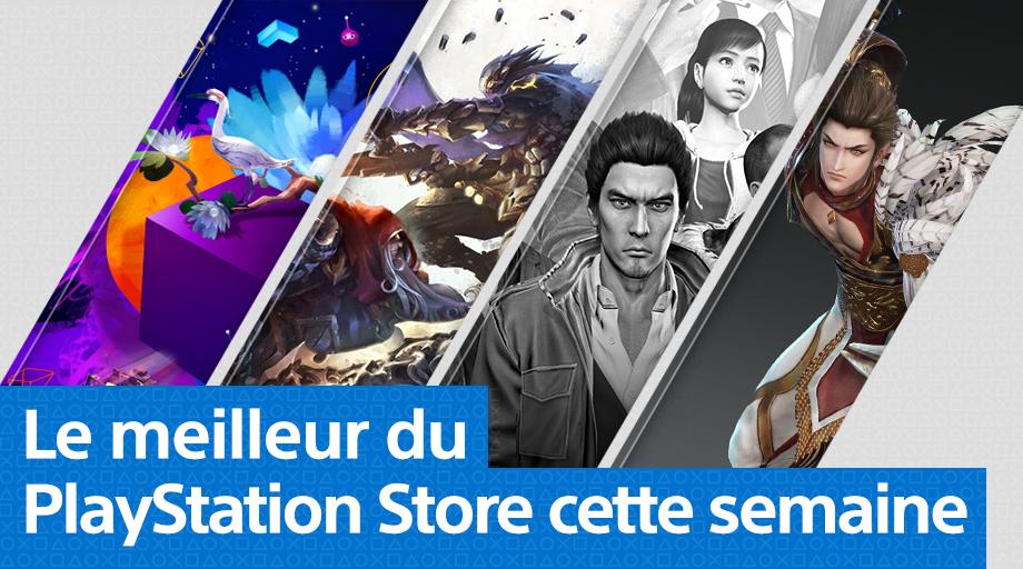 PS Store - Mise à jour du 10 février 2020